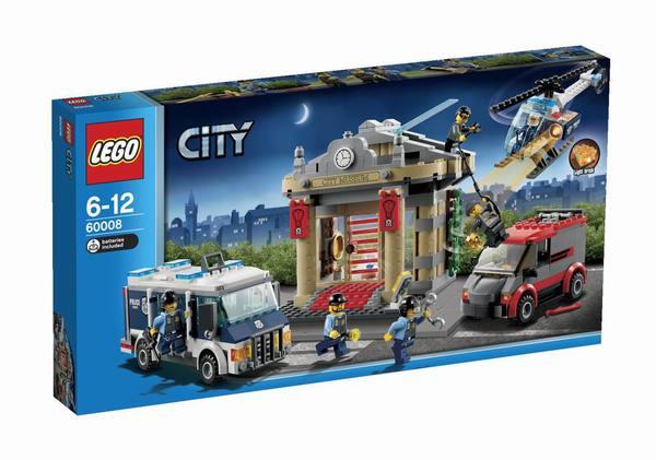 Конструктор LEGO CITY Ограбление музея