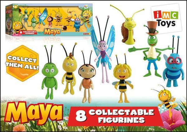 Пчелка Maya и друзья