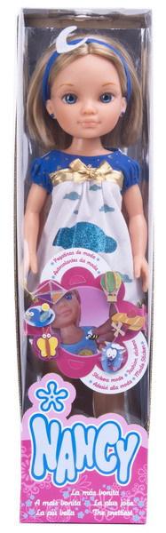 Кукла Нэнси с короткой стрижкой