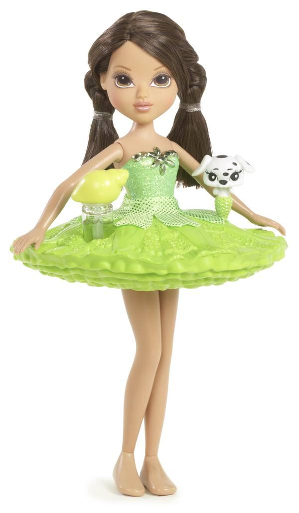 Кукла Moxie Мыльные пузыри. Софина