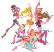Winx для девочек